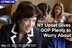 Kathy Hochul's Upset Win In New York Gives the Republicans Plenty to Worry About