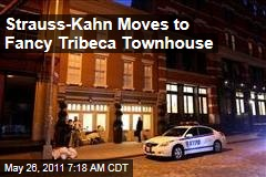 Dominique Strauss-Kahn Moves to Fancy Tribeca Townhouse to Spend House Arrest