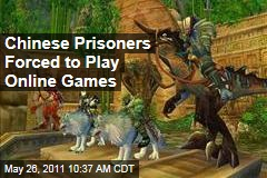 Chinese Prisoners Forced to Earn Credits in Online Games Like World Of Warcraft