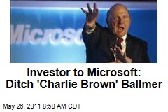 David Einhorn Calls Out Microsoft's Steve Ballmer