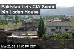 Pakistan Lets CIA Scour Osama bin Laden's Abbottabad Compound