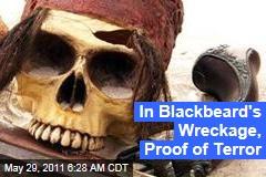 Blackbeard's Ship, Queen Anne's Revenge,