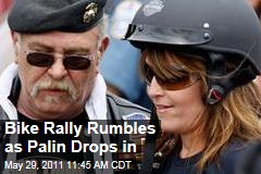 Sarah Palin Hits Rolling Thunder, Launches Bus Tour