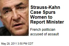 Dominique Strauss-Kahn Case Spurs Two Women to Accuse French Minister George Tron of Sexual Assault