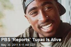 Hacked PBS: Tupac's Alive