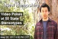 Video Pokes at 50 State Stereotypes