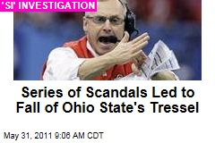 Ohio State Football Coach Jim Tressel Tied to Series of NCAA Scandals