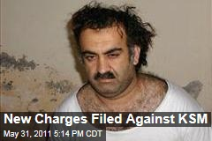 US Files New Charges Against Khalid Sheikh Mohammed and Four Alleged Co-Conspirators