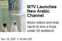 MTV Launches New Arabic Channel