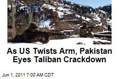 Pakistan May Be Readying Attack on Taliban Militants in North Waziristan
