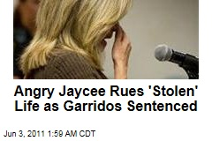 Jaycee Dugard Rues Lost Life as Phillip, Nancy Garrido Sentenced