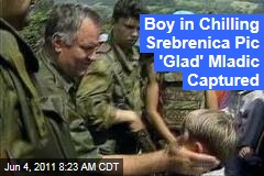 Izudin Alic, Boy in Famous Srebrenica Photo, Just Wanted Ratko Mladic's Chocolate