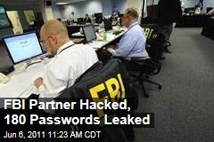 FBI Partner InfraGard Hacked, Passwords Leaked