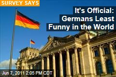 Humor Survey: Germany Least Funny Country
