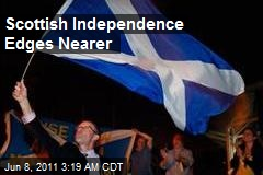 Scottish Independence Edges Nearer