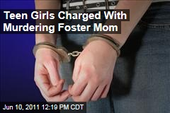 New Mexico Teen Girls Charged With Murdering Their Foster Mom