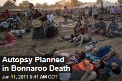 Bonnaroo DeathL Autopsy Planned in Death of Beth Myers, 32, Found in Her Tent