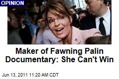 John Ziegler, Maker of Sarah Palin Documentary: She Can't Win Election 2012