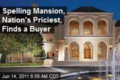 Spelling Mansion, Nation's Priciest, Finds a Buyer