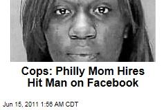 Philadelphia Mom Eley London Arrested After Hiring Hit Man on Facebook