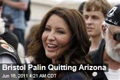 Bristol Palin Puts Arizona Home Up for Rent to Star in Reality Show
