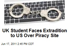 UK Student Faces Extradition to US Over Piracy Site