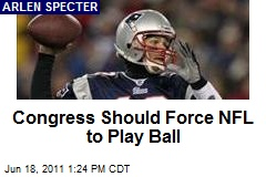 Congress Should Force NFL to Play Ball