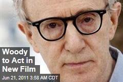 Woody Allen Acting in The Bop Decameron