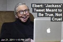 Roger Ebert's Facebook Page Taken Down Briefly Following 'Jackass' Tweets About Ryan Dunn