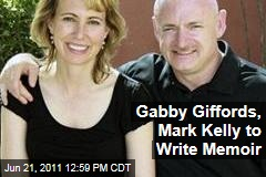 Gabrielle Giffords, Husband Mark Kelly Will Write Memoir Together