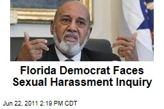 Alcee Hastings Faces Sexual Harassment Investigation