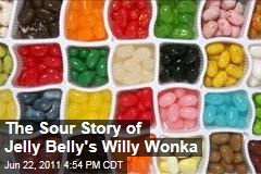 The Not-So-Sweet Story of Jelly Belly's Willy Wonka
