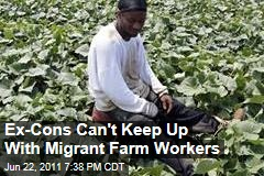Georgia Illegal Immigrant Worker Jobs Filled By Criminal Offenders