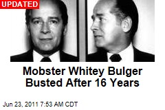 Boston Mob Boss Whitey Bulger Arrested in California