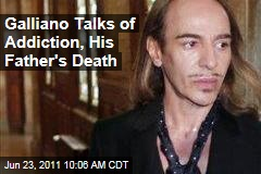 At Trial, Galliano Talks of Addiction, His Father's Death