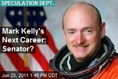 Mark Kelly's Next Career: Senator?