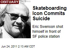Eric Swenson Dead: Thrasher Co-Founder Revitalized Skateboarding