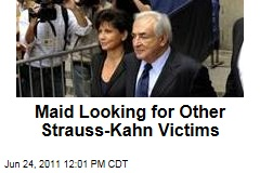 Hotel Maid Hires French Lawyer to Look for Other Alleged Victims of Dominique Strauss-Kahn