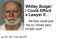 James 'Whitey' Bulger Ordered Held Without Bail