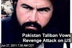 Pakistan Taliban Vows Revenge Attack on US, Allies After Osama bin Laden's Death
