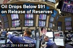 Oil Prices Drop: Greece Debt Crisis, Release of US Reserves