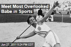 The Most Overlooked Babe in Sports History