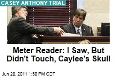 Casey Anthony Trial: Roy Kronk Testifies He Never Touched Caylee's Skull