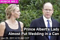 Was Prince Albert's Lady Almost Runaway Bride?