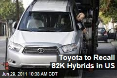 Toyota Recall: New Wave of Hybrid Defects Hurts Struggling Japanese Company