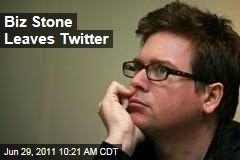Twitter Co-Founder Biz Stone Leaving to Re-Launch 'The Obvious Corporation'