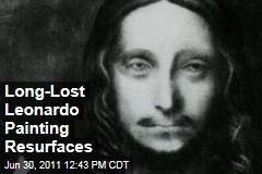 Leonardo da Vinci Painting 'Salvatore Mundi' Resurfaces