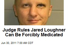 Judge Rules Jared Loughner Can Be Forcibly Medicated