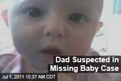 'Baby Kate' Missing in Michigan, Father Suspected of Kidnapping