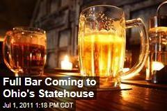 Ohio Capitol Building Adding Bar